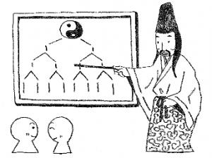 Cũng như vậy tại Nhật Bản, khái niệm về Âm Dương được truyền qua từ tư  tưởng Phật Giáo cùng với Âm Dương Ngũ Hành. Chủ yếu, Âm Dương Đạo là thuật  ...