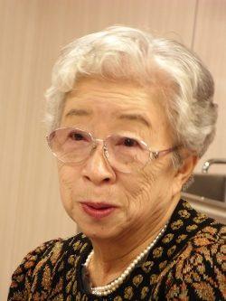 Là con gái lớn của tiên sinh Ohsawa